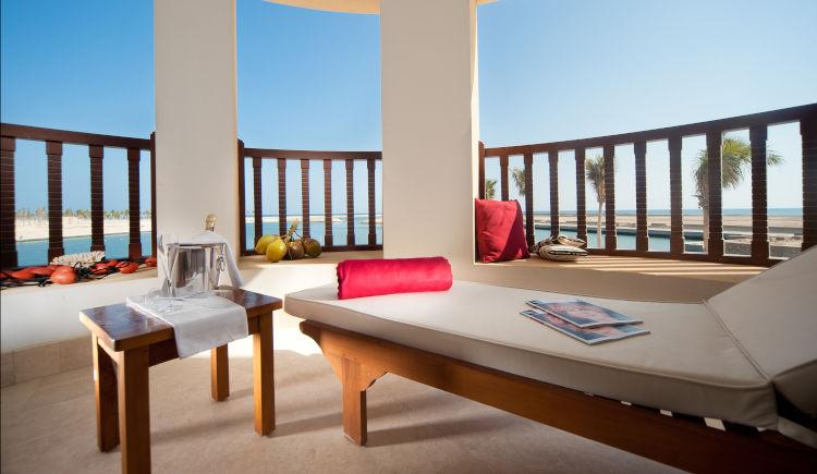Marina suite Terrace