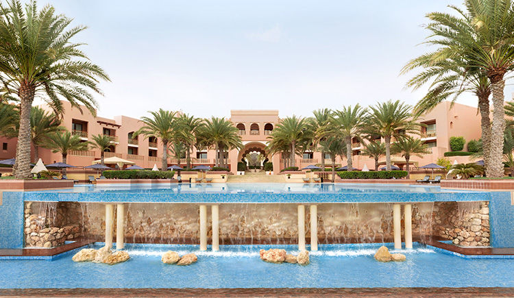 Shangri-La Al Husn Resort & Spa 5 * Luxe