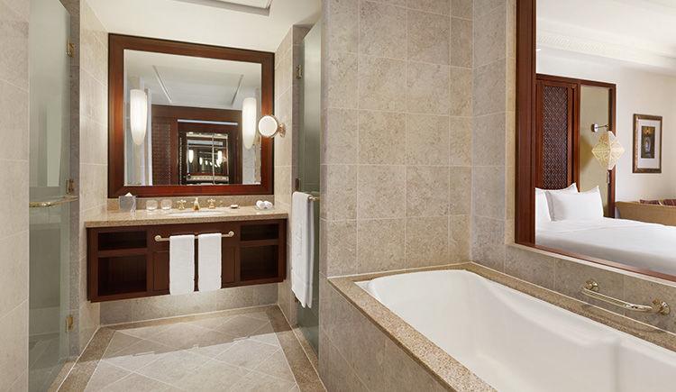 Deluxe King salle de bain