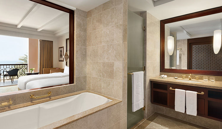 Deluxe Twin salle de bain