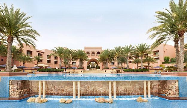 Shangri-La Al Husn Resort & Spa  5 * Luxe