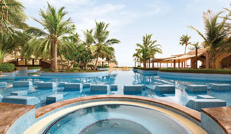 Shangri-La Barr Al Jissah Resort & Spa Al Bandar 5 * Luxe