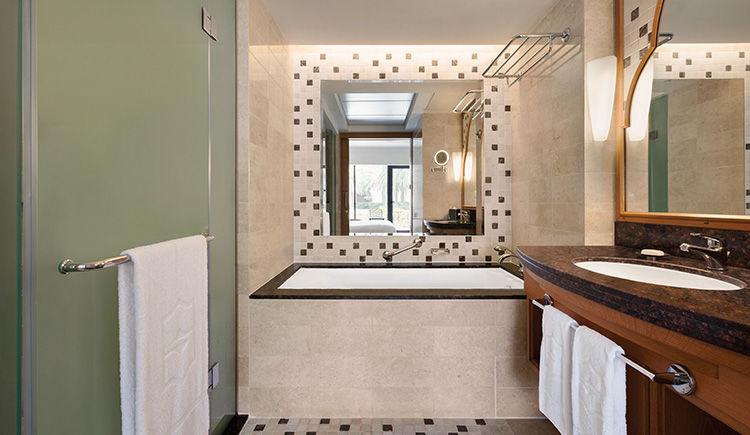 chambre Deluxe salle de bain