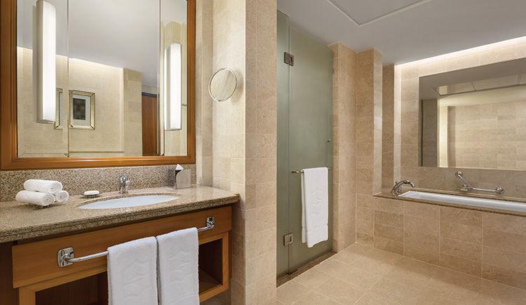 Suite salle de bain