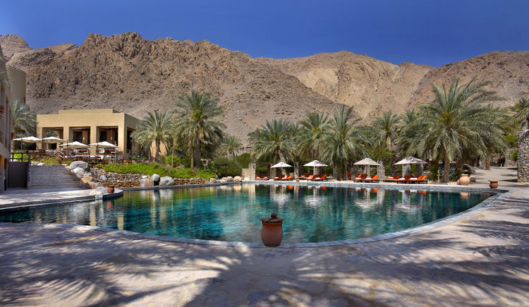 Six Senses Zighy Bay 5 *