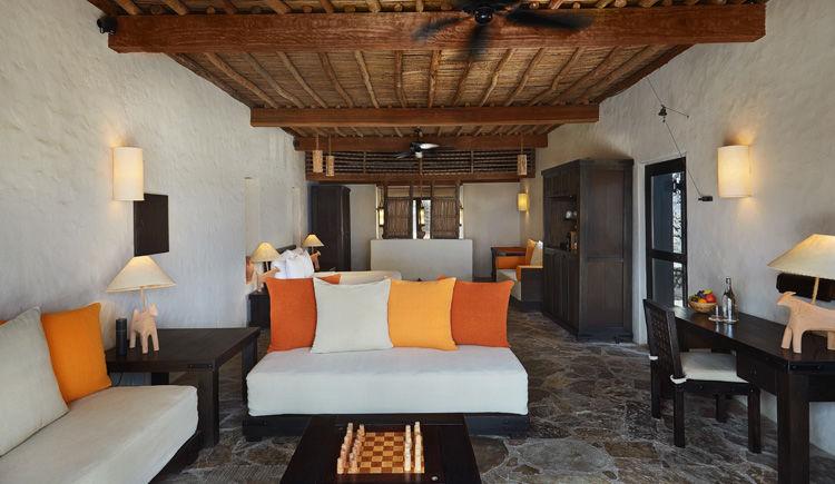 Pool Villa salon