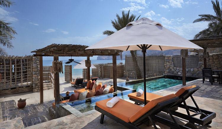 Pool Villa Suite exterieur