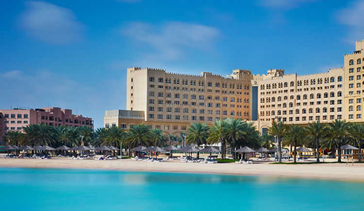 Intercontinental Doha 5 *