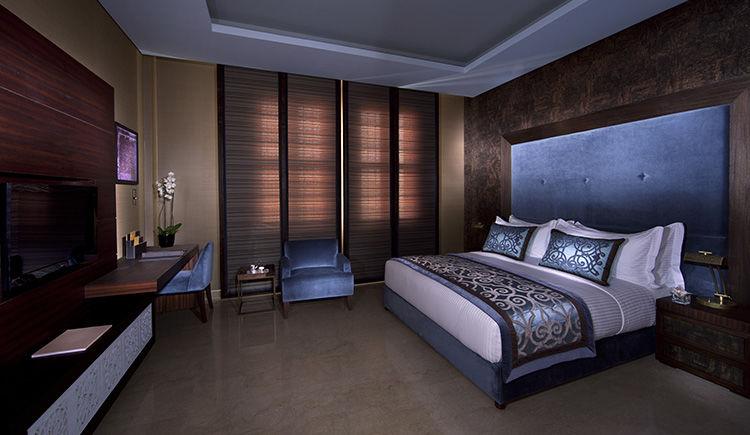 Al Mirqab - chambre Deluxe