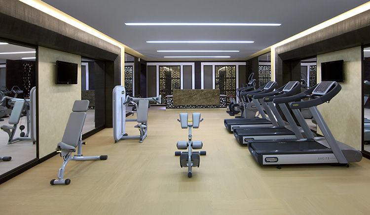 Al Mirqab - salle de sport