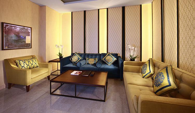 Al Mirqab - Suite Deluxe salon