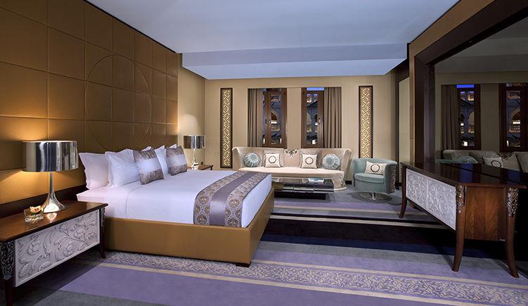 Al Jasra - Amiri Suite