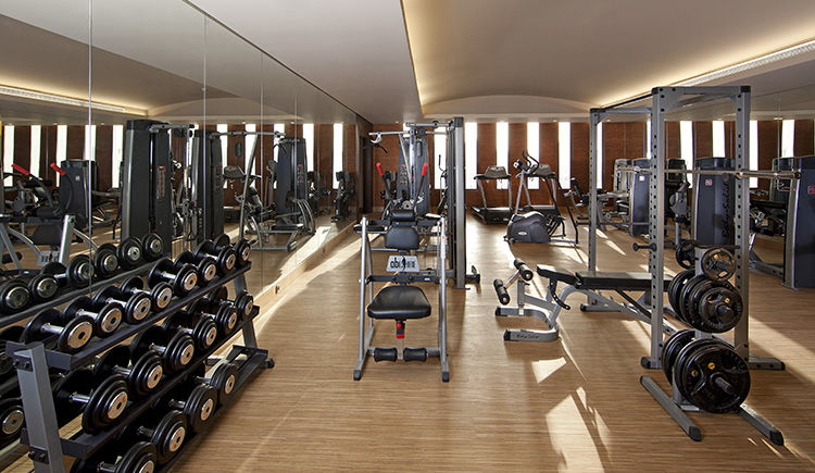 Al Jasra - salle de sport