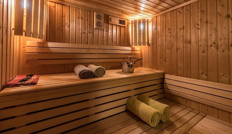 Al Jasra - sauna