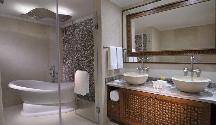 Al Bidda - Junior Suite salle de bain