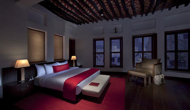 Al Najada - chambre standard