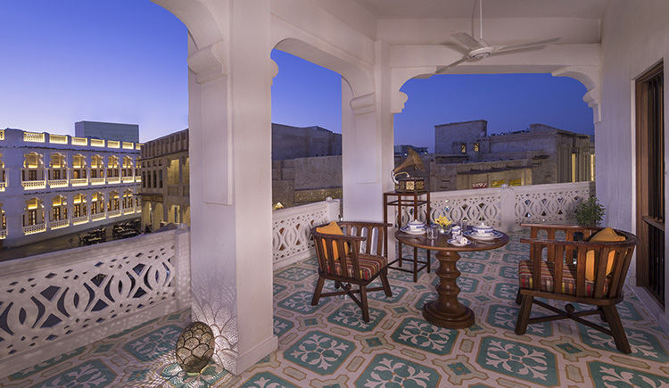 Bismillah - balcon