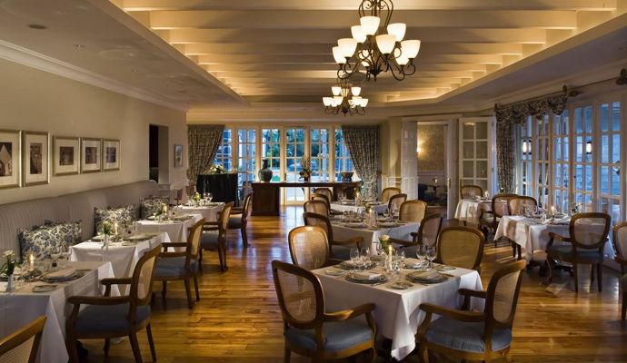 restaurant chateau mon desir