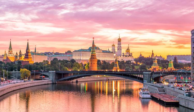 Au coeur de Moscou