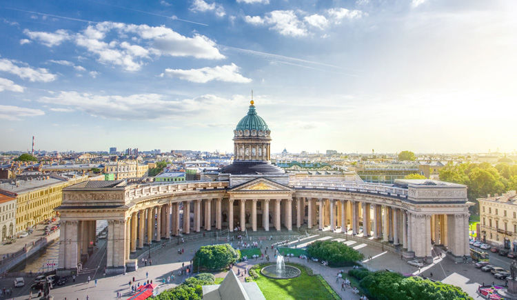Kazan cathedrale
