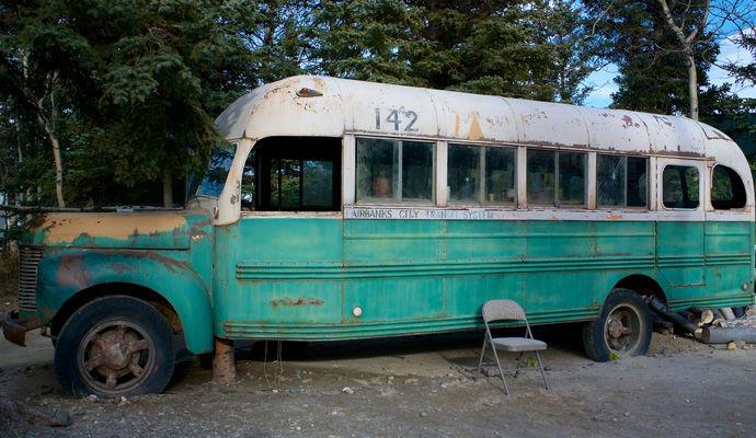 Magic Bus Fairbanks