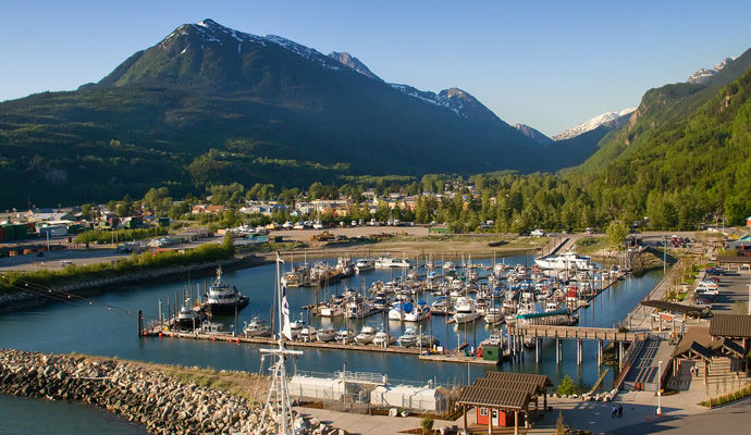 port de Skagway