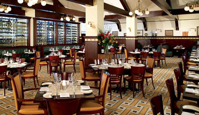 restaurant seafire