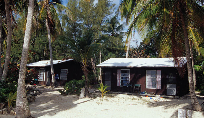 small hope bay lodge
