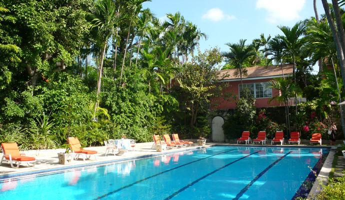 piscine graycliff hotel