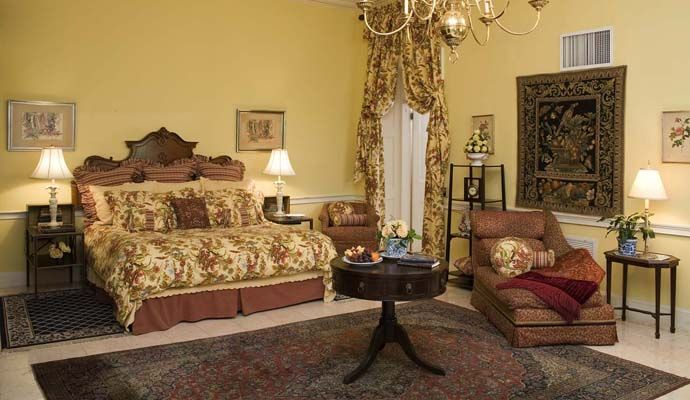 chambre deluxe graycliff hotel