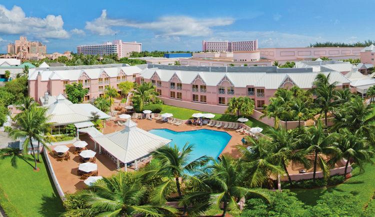 Comfort Hotel Paradise Island 3 *
