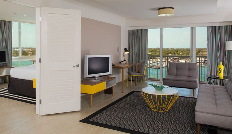 harbour front suite
