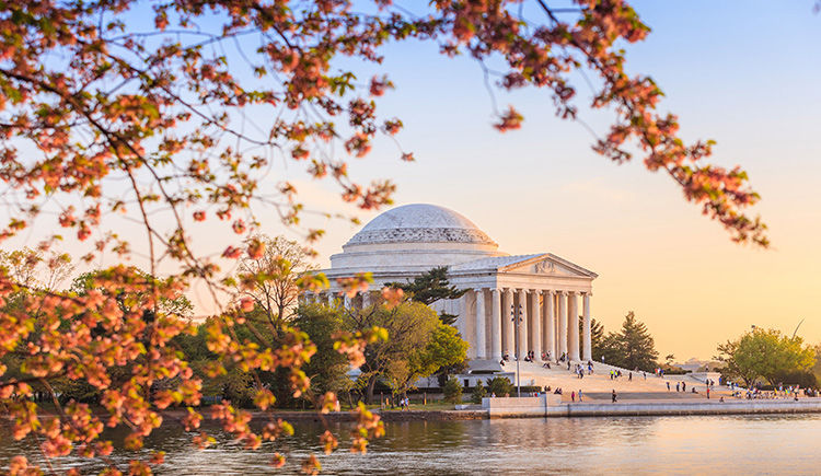 Jefferson Memorial de Washington