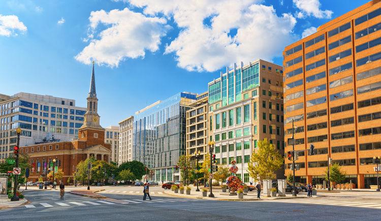 Washington Avenue de New-York
