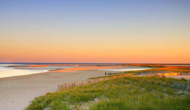 plage de Cape Cod