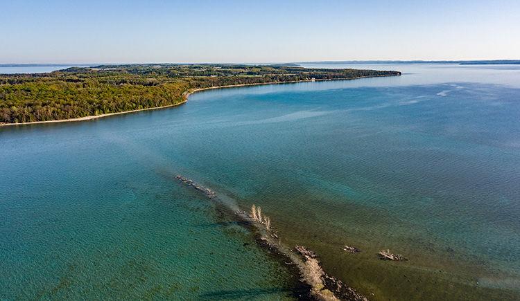baie de Grand Traverse