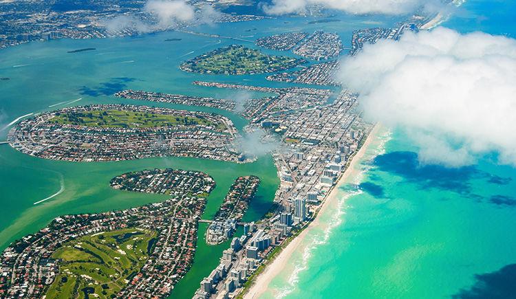 sud de Miami