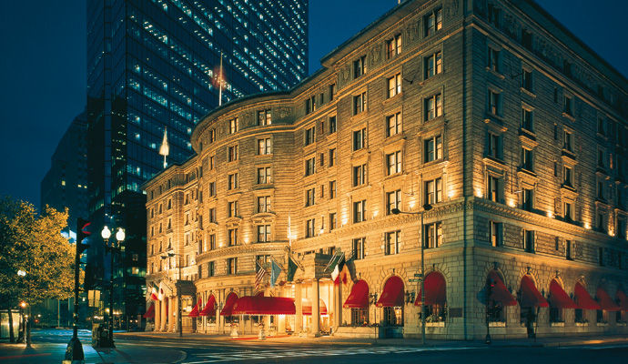 The Fairmont Copley Plaza 5 *