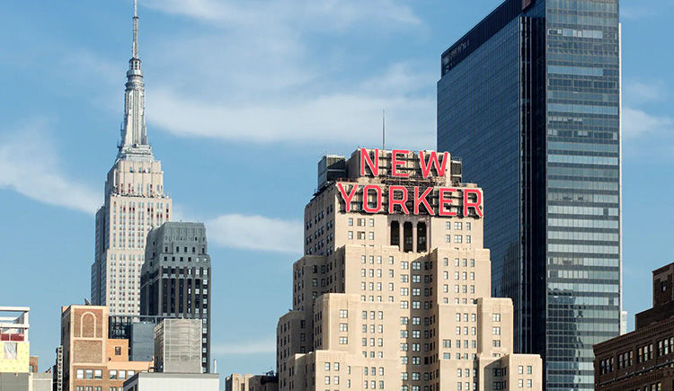The New Yorker 4 *