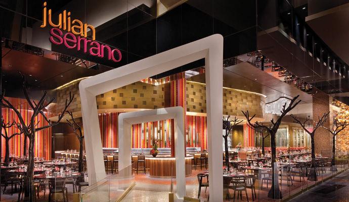 restaurant julian serrano