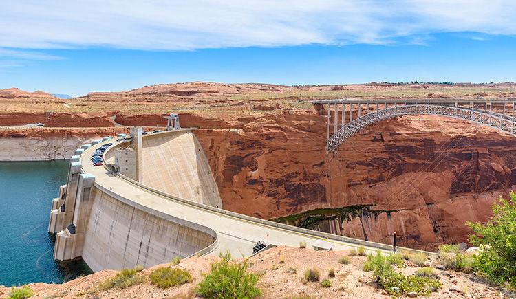 barrage de Glen Canyon