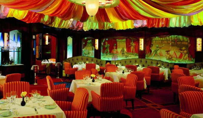 restaurant le cirque