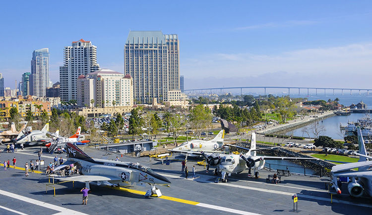 USS Midway Musuem