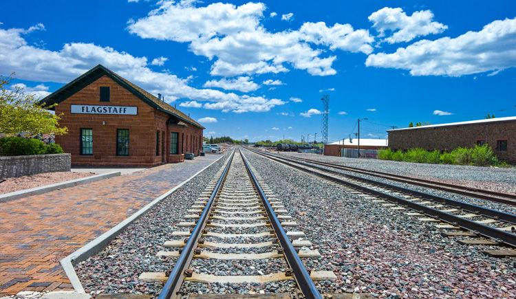 gare de Flagstaff