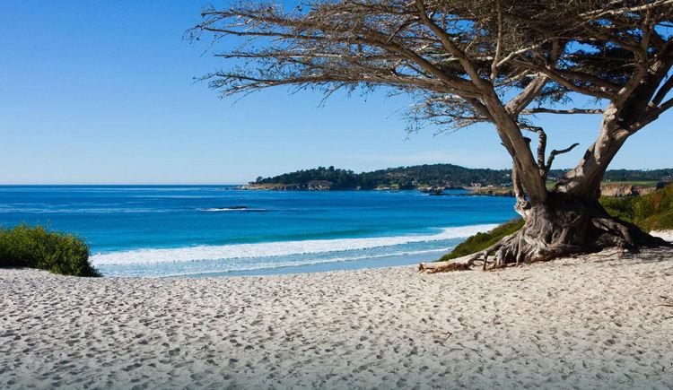 Carmel plage