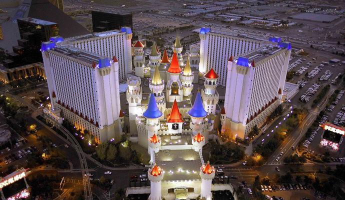 Excalibur Hotel & Casino 3 *