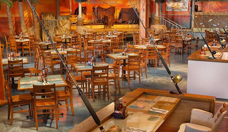 restaurant Margaritaville