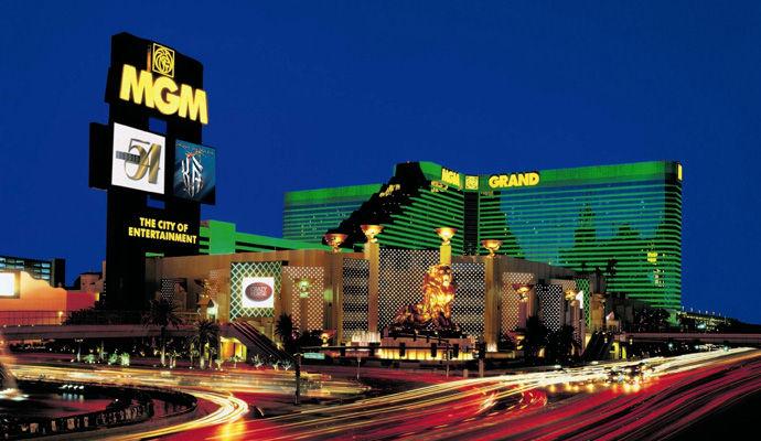 MGM Grand 4 *
