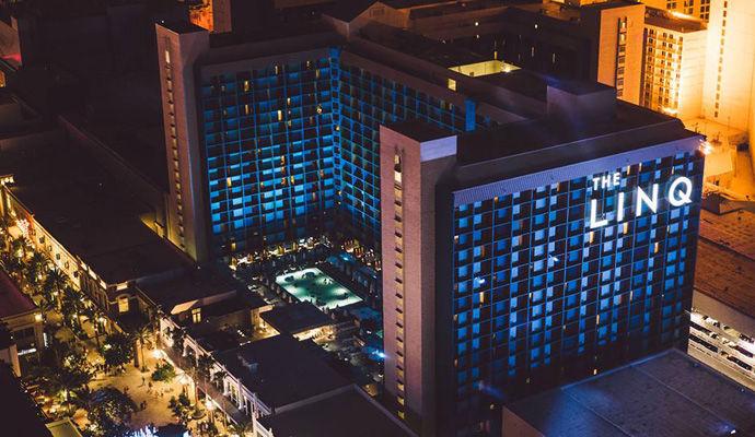 The LINQ Casino 4 *