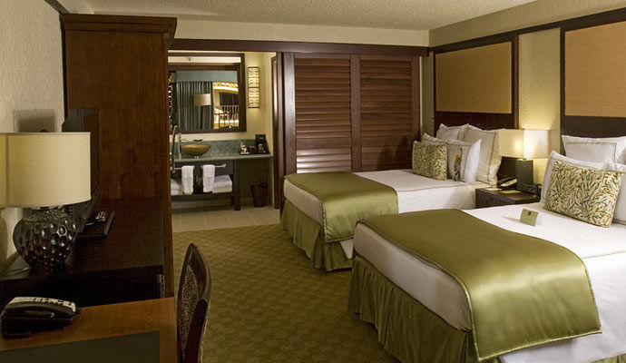 chambre resort